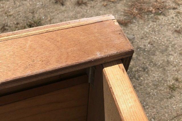 折りたたみ式簡単テーブルの作り方 脚